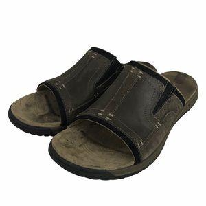 MERRELL Traveler Tilt Slide Sandals 9